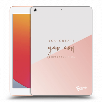 Obal pre Apple iPad 2020 (8. gen) - You create your own opportunities