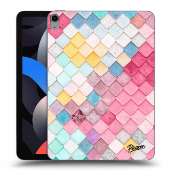 Obal pre Apple iPad Air 4 (2020) - Colorful roof