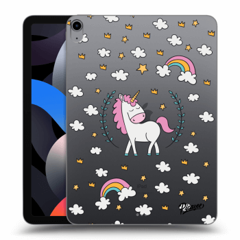 Obal pre Apple iPad Air 4 (2020) - Unicorn star heaven