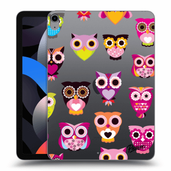 Obal pre Apple iPad Air 4 (2020) - Owls