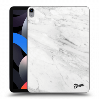 Obal pre Apple iPad Air 4 (2020) - White marble