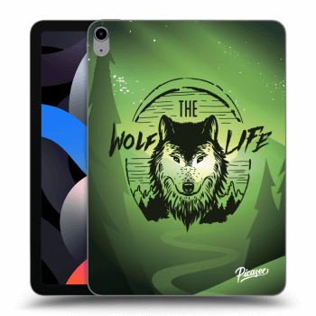 Obal pre Apple iPad Air 4 (2020) - Wolf life