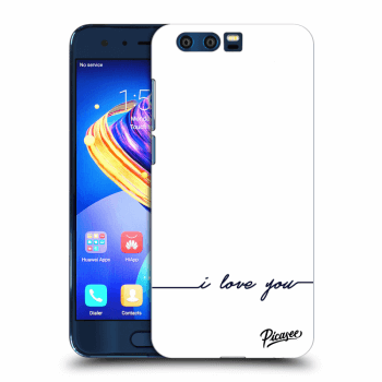 Obal pre Honor 9 - I love you