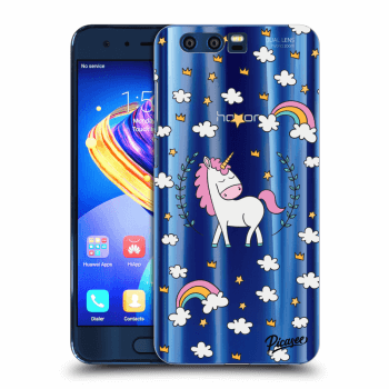 Obal pre Honor 9 - Unicorn star heaven
