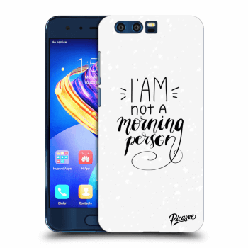 Obal pre Honor 9 - I am not a morning person
