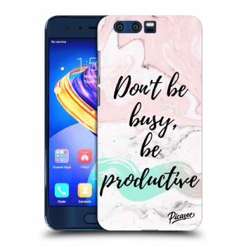 Obal pre Honor 9 - Don't be busy, be productive