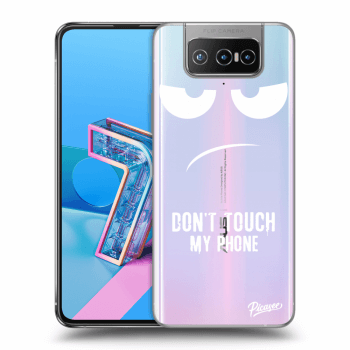 Obal pre Asus Zenfone 7 ZS670KS - Don't Touch My Phone