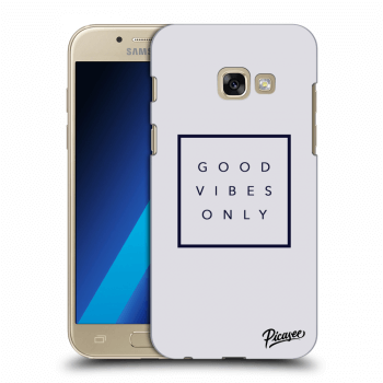 Obal pre Samsung Galaxy A3 2017 A320F - Good vibes only