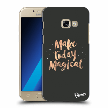 Obal pre Samsung Galaxy A3 2017 A320F - Make today Magical