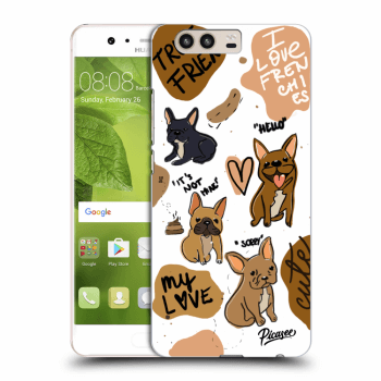 Obal pre Huawei P10 - Frenchies