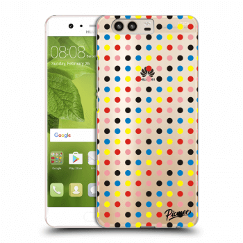 Obal pre Huawei P10 - Colorful dots