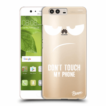 Obal pre Huawei P10 - Don't Touch My Phone