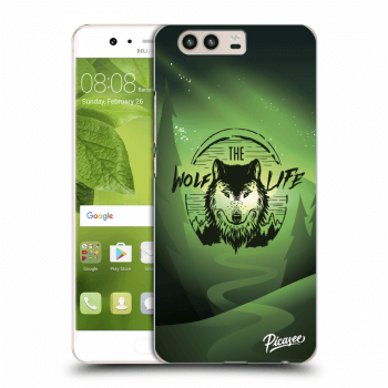 Obal pre Huawei P10 - Wolf life