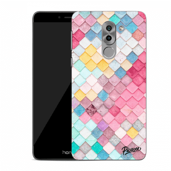 Obal pre Honor 6X - Colorful roof