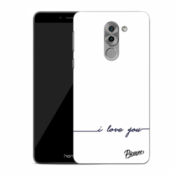 Obal pre Honor 6X - I love you