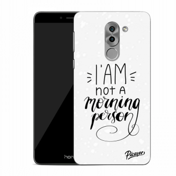 Obal pre Honor 6X - I am not a morning person