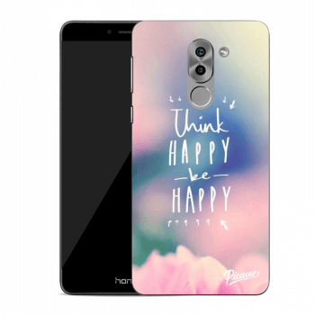 Obal pre Honor 6X - Think happy be happy