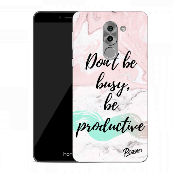 Obal pre Honor 6X - Don't be busy, be productive