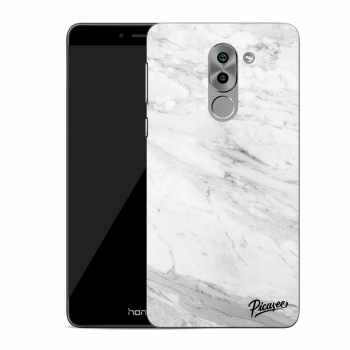 Obal pre Honor 6X - White marble