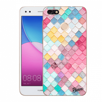 Obal pre Huawei P9 Lite Mini - Colorful roof