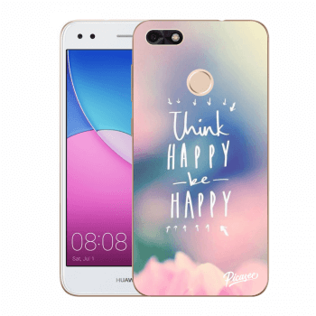 Obal pre Huawei P9 Lite Mini - Think happy be happy