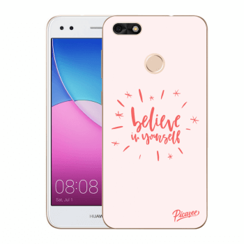 Obal pre Huawei P9 Lite Mini - Believe in yourself