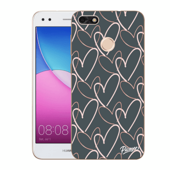 Obal pre Huawei P9 Lite Mini - Lots of love