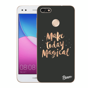 Obal pre Huawei P9 Lite Mini - Make today Magical