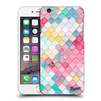 Obal pre Apple iPhone 6/6S - Colorful roof