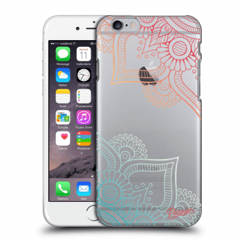Obal pre Apple iPhone 6/6S - Flowers pattern