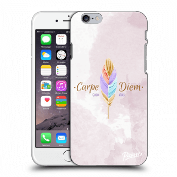Obal pre Apple iPhone 6/6S - Carpe Diem
