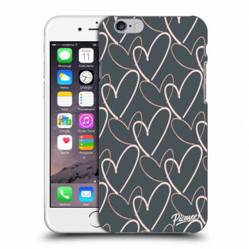 Obal pre Apple iPhone 6/6S - Lots of love