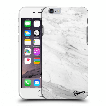 Obal pre Apple iPhone 6/6S - White marble