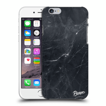 Obal pre Apple iPhone 6/6S - Black marble
