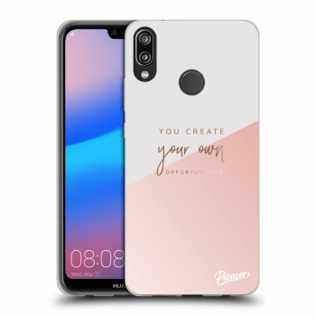 Obal pre Huawei P20 Lite - You create your own opportunities