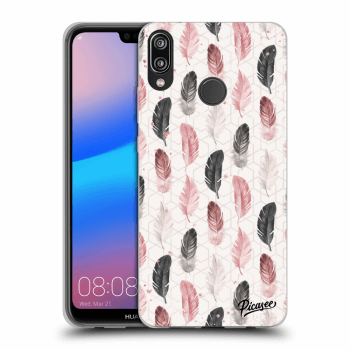 Obal pre Huawei P20 Lite - Feather 2