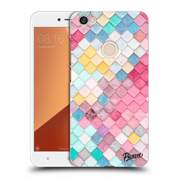 Obal pre Xiaomi Redmi Note 5A Global - Colorful roof