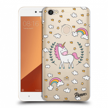 Obal pre Xiaomi Redmi Note 5A Global - Unicorn star heaven