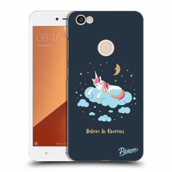 Obal pre Xiaomi Redmi Note 5A Global - Believe In Unicorns
