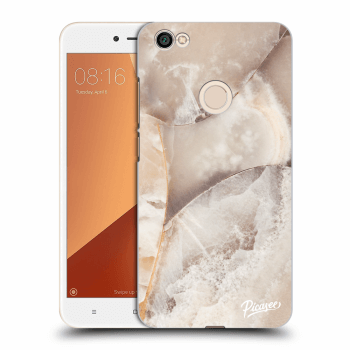 Obal pre Xiaomi Redmi Note 5A Global - Cream marble
