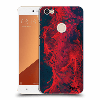 Obal pre Xiaomi Redmi Note 5A Global - Organic red