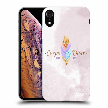 Obal pre Apple iPhone XR - Carpe Diem