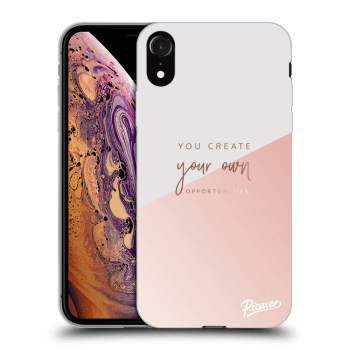 Obal pre Apple iPhone XR - You create your own opportunities