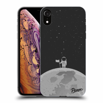 Obal pre Apple iPhone XR - Astronaut