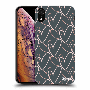 Obal pre Apple iPhone XR - Lots of love
