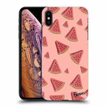 Obal pre Apple iPhone XS Max - Watermelon