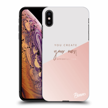 Obal pre Apple iPhone XS Max - You create your own opportunities