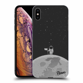 Obal pre Apple iPhone XS Max - Astronaut