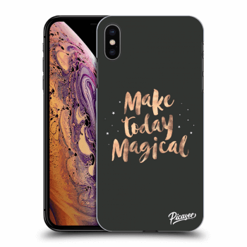Obal pre Apple iPhone XS Max - Make today Magical