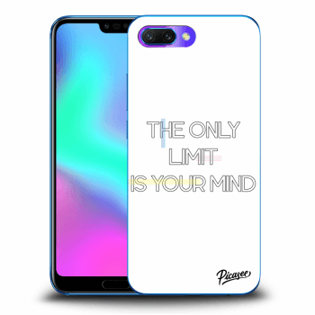 Obal pre Honor 10 - The only limit is your mind